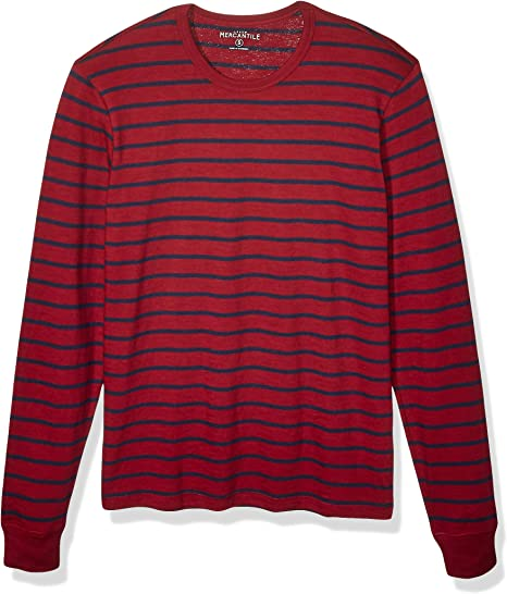 amazing price buy sale great deals J.Crew Mercantile Men's Long-Sleeve Striped T-Shirt at Amazon ...
