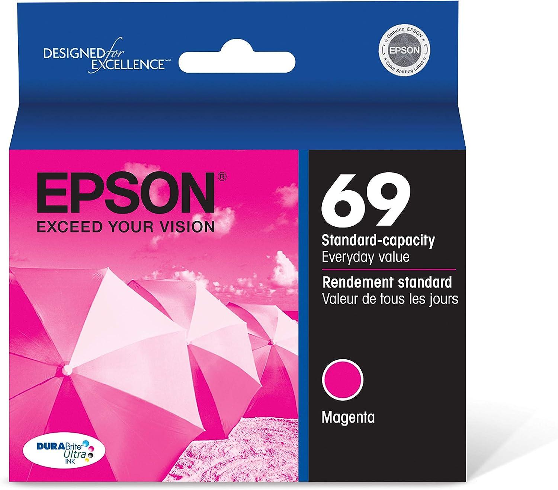 Epson T069320 DURABrite Ultra Magenta Standard Capacity Cartridge Ink
