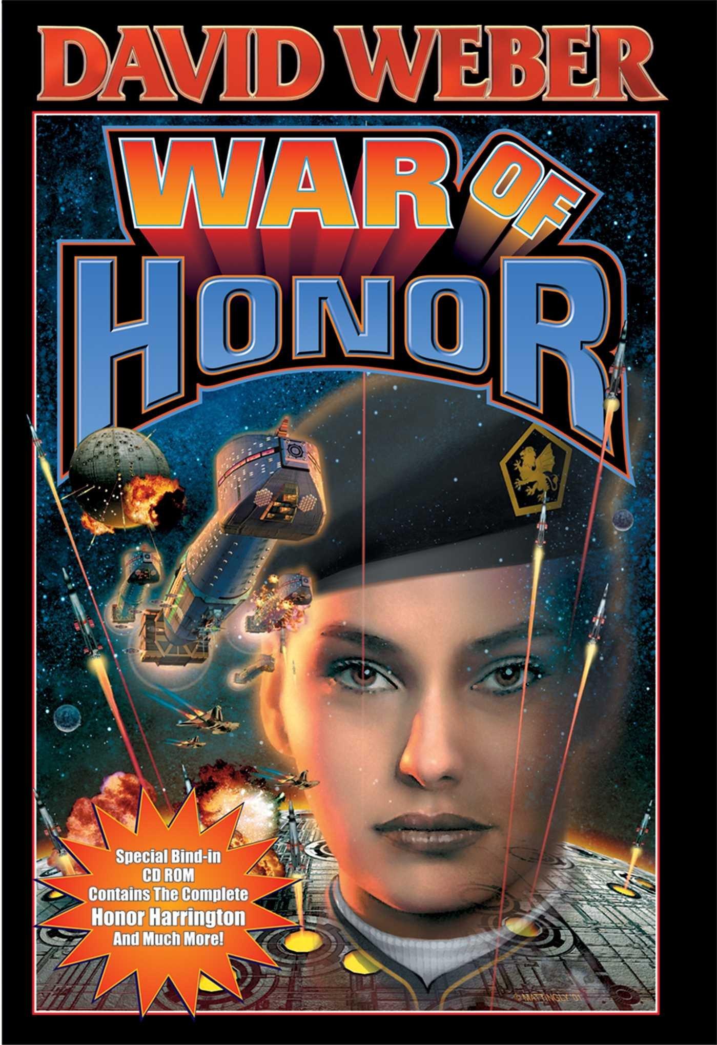 Download War of Honor (Honor Harrington #10) pdf epub