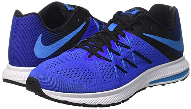 new arrival a3bef 09dc6 Nike Zoom Winflo 3, Chaussures de Running Entrainement Homme  NIKE   Amazon.fr  Chaussures et Sacs