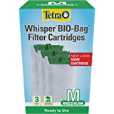 Tetra Whisper Assembled Bio-Bag Filter Cartridges for Aquariums