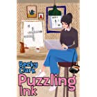 Puzzling Ink (A Crossword Puzzle Mystery Book 1)
