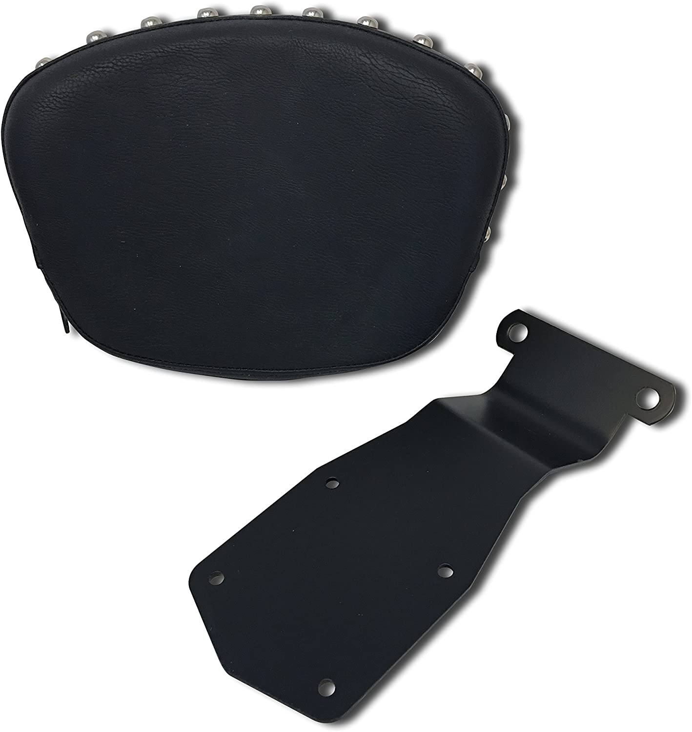 Drivers Backrest for 93-06 Harley Davidson Fat Boy//Heritage Classic Softail Contoured
