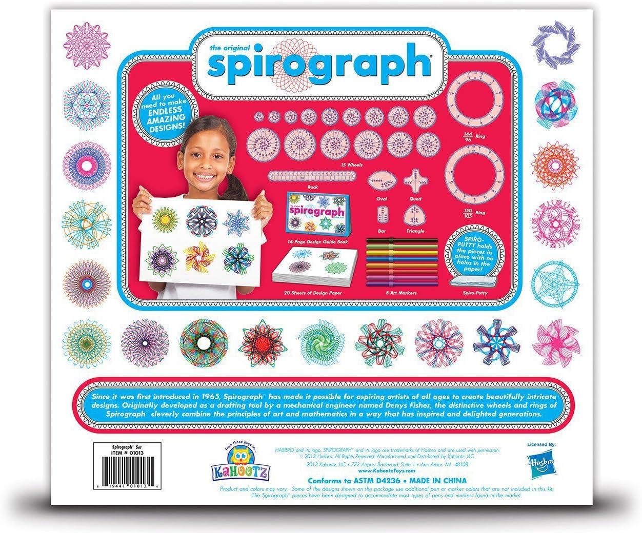 Spirograph 33981 Cyclex Herramienta de dibujo