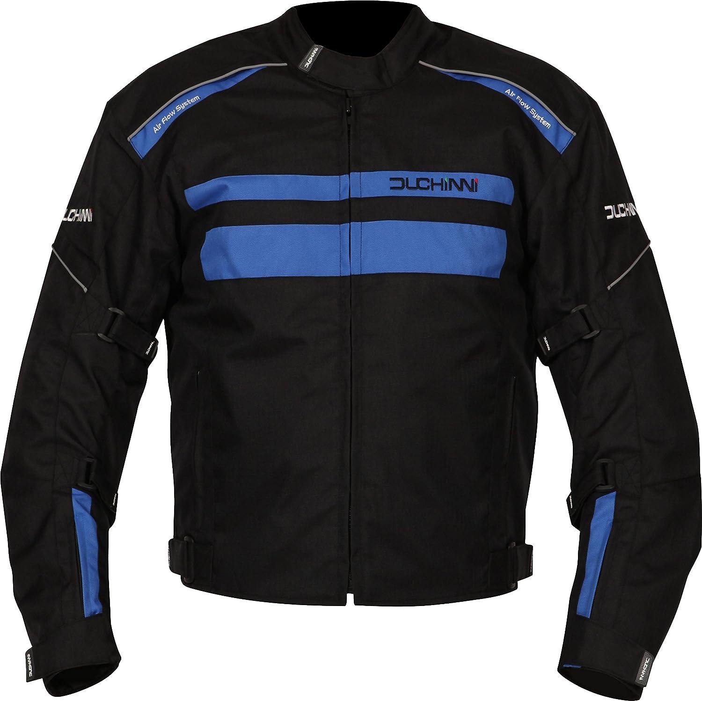 DUCHINNI Modena Motorcycle Jacket (Orange, Small) Fowlers DJMOD88SM