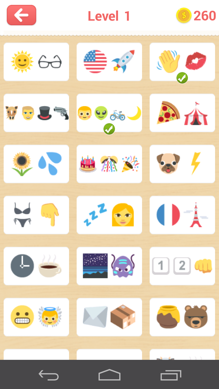 Guess What I Know: Amazon.com: Guess Emoji The Quiz Game: Appstore For Android