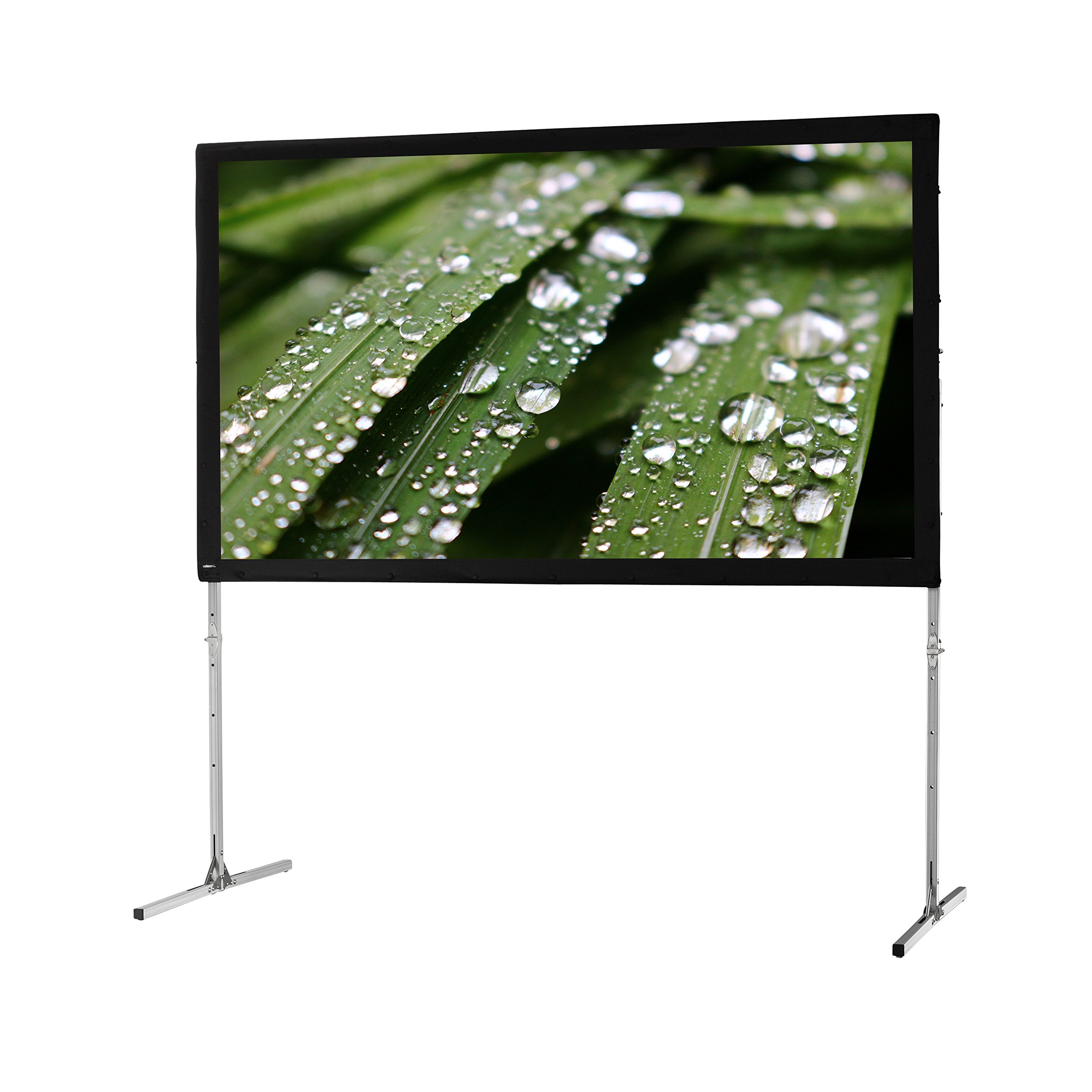 "celexon 183"" Folding Frame Screen Mobile Expert, Rear Projection Screen 