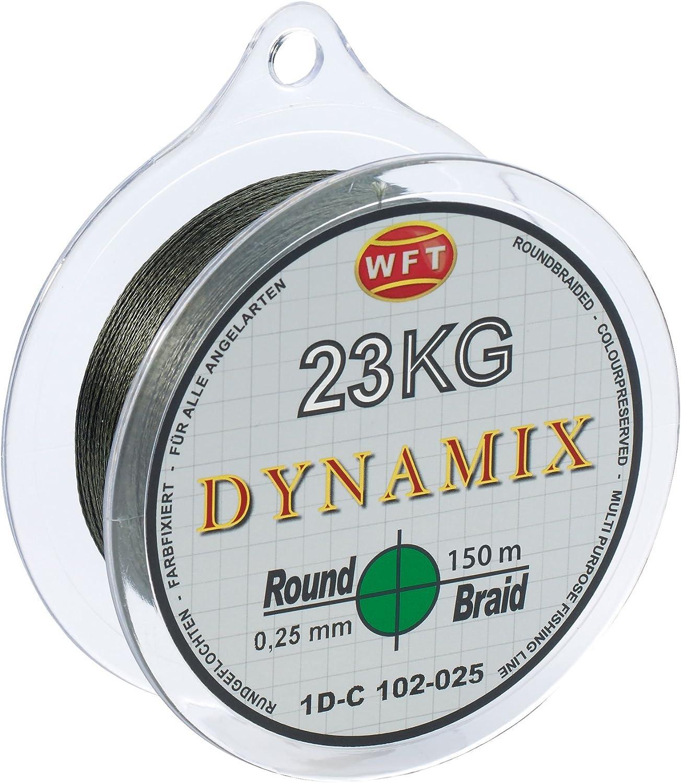WFT/Round Dynamix gr/ün 10 KG 150 m 0,10mm