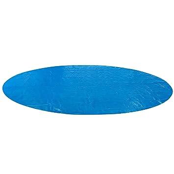Arebos Pool Solarfolie in verschieden Größen (rund oder eckig, große ...