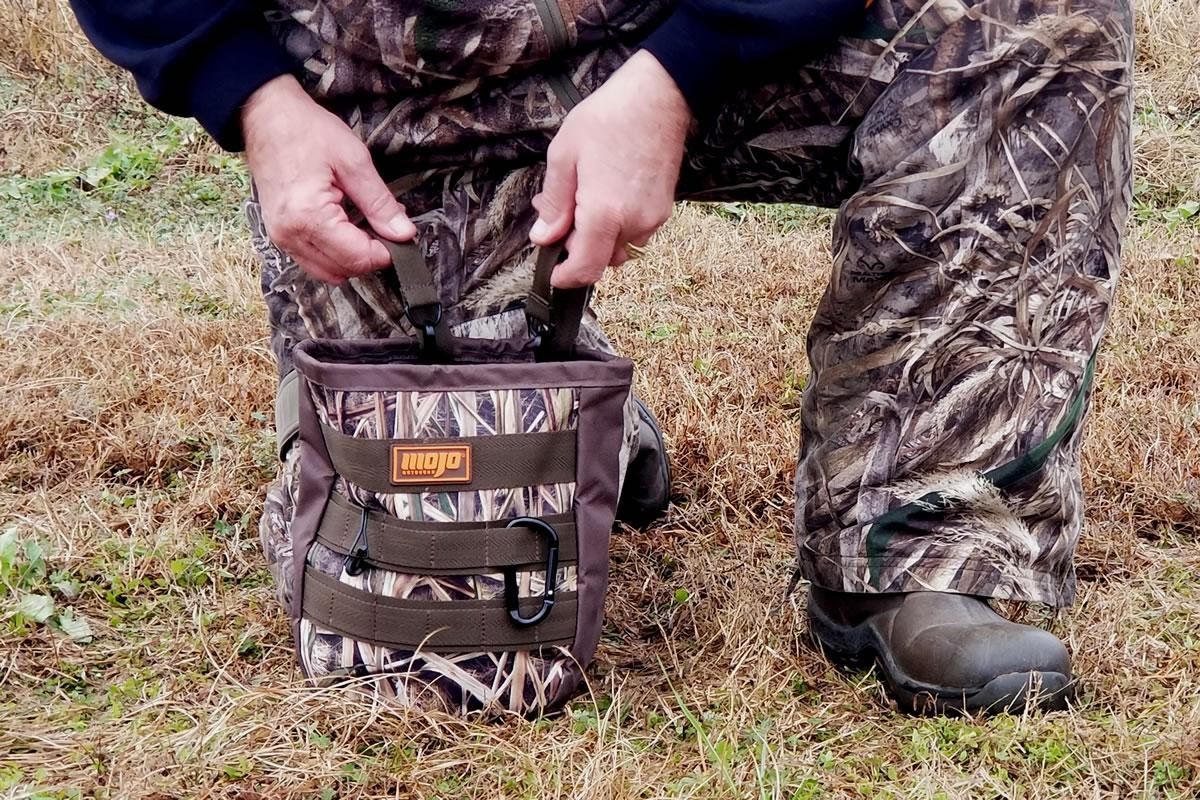 MOJO Outdoors Duck Hunting Shotgun Shell Pouch - Holds up to 5 Boxes of Shells, One Size by MOJO Outdoors (Image #2)