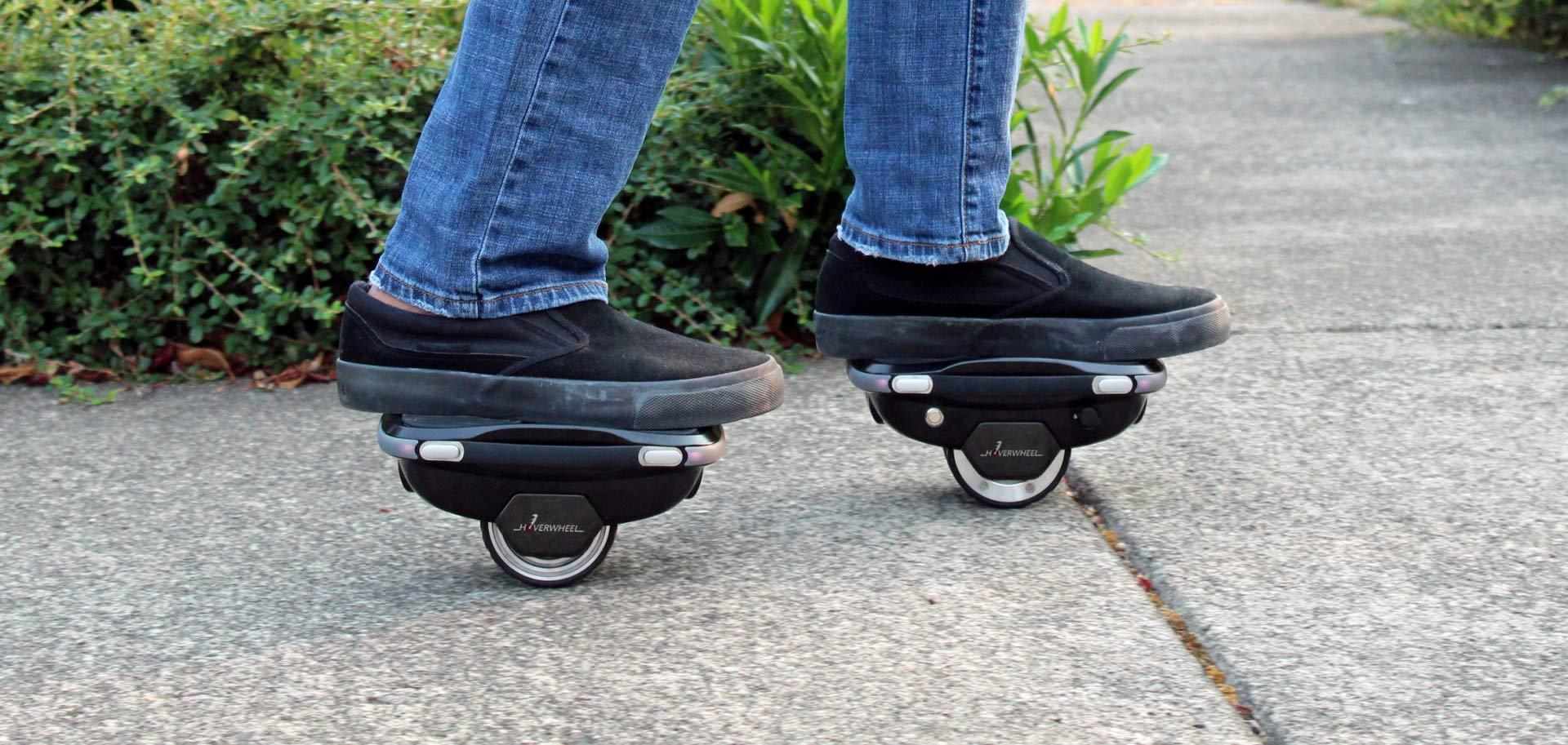 Hoverwheel - Hoverskates - Self-Balancing Hoverboard-Style Hovershoe Skates