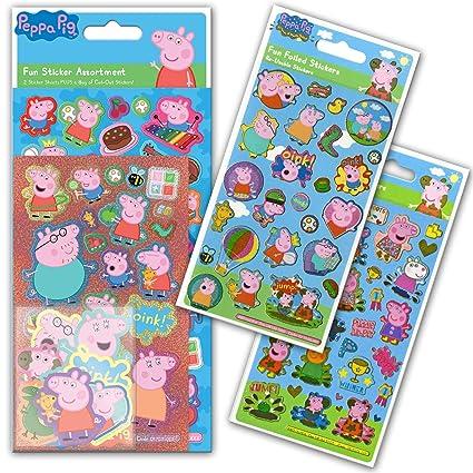 Amazon.com: Paper Projects 01.70.24.047 Peppa Pig - Juego de ...
