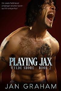 Playing Jax (Wylde Shore Book 2)