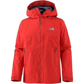83762b289f The North Face W Point Five Veste pour Homme XXL Rouge Intense ...