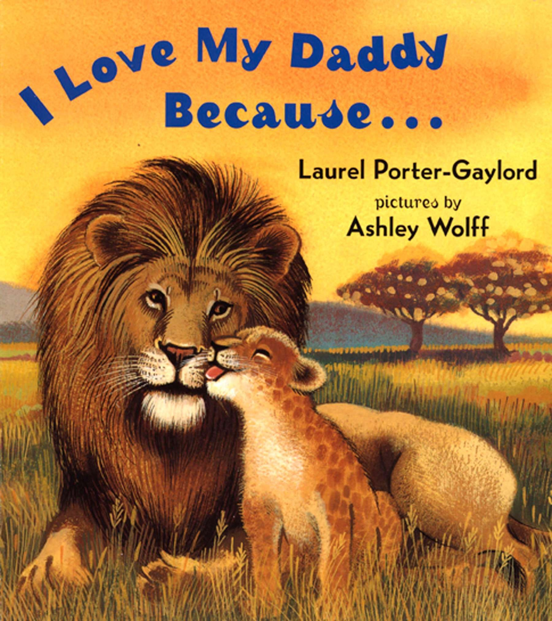 I Love My Daddy Because product image