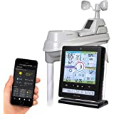 AcuRite Wireless Home Station (01536) with 5-1 Sensor and Android iPhone Weather Monitoring