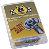 Stage 8 3950 Turbo Locking Nut Kit with 8mm-1.25 Nuts