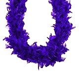 Touch of Nature 38017 Chandelle Boa, 45gm, Purple