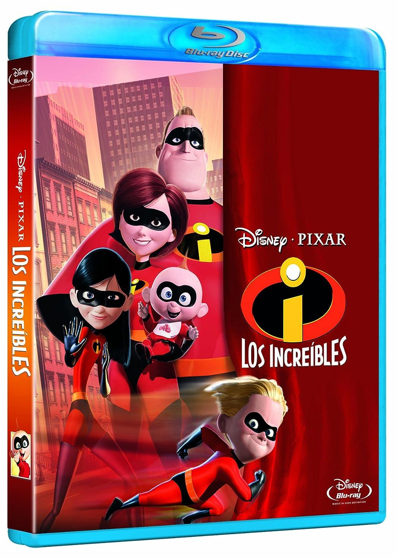 Los increíbles [Blu-ray]: Amazon.es: Brad Bird: Cine y Series TV