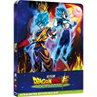 Dragon Ball Super: Broly - Il Film (Blu-ray) Steelbook