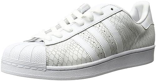 adidas Originals Superstar W de la Mujer Moda Zapatillas: Amazon.es: Zapatos y complementos