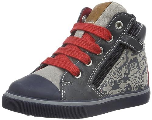 Geox B Kiwi Boy A, Botines de Senderismo para Bebés: Amazon.es: Zapatos y complementos