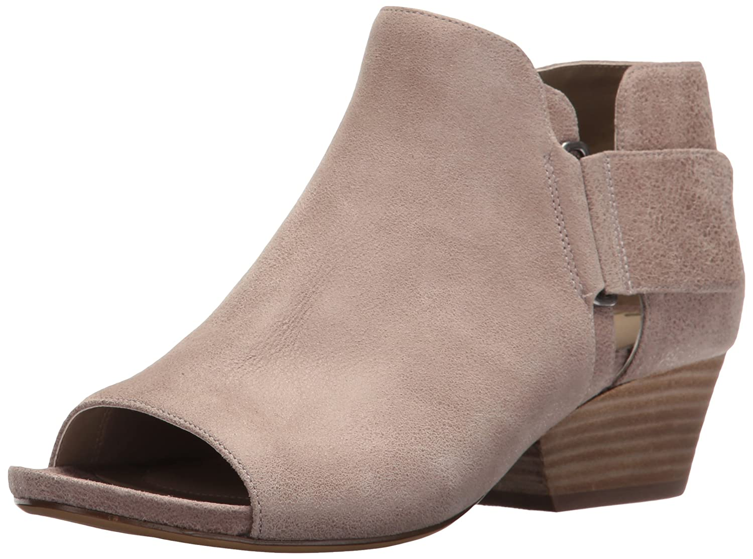 Naturalizer Women's Gemi Ankle Bootie B01I2MAOKS 8.5 B(M) US|Grey