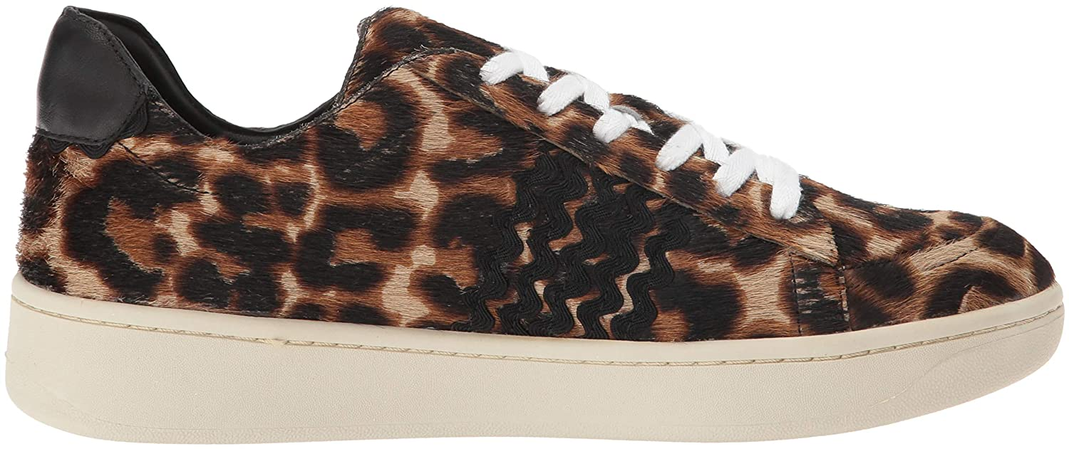 Loeffler Randall Womens Elliot Lace Up Sneaker with RIC Rac