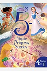Disney Princess: More 5-Minute Princess Stories (Disney Storybook (eBook)) Kindle Edition