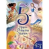 Disney Princess: More 5-Minute Princess Stories (Disney Storybook (eBook))