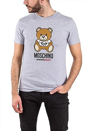 Et Moschino Gris LVêtements T Homme Shirt R54Lj3A