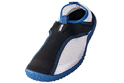 1185641e1d96 Image Unavailable. Image not available for. Color  SEAC Rainbow Adult  Slip-on Aqua Reef Shoes ...
