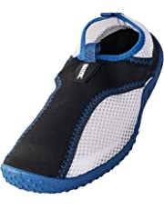 SEAC Rainbow Adult Slip-on Aqua Reef Shoes, Blue/White, Size 8