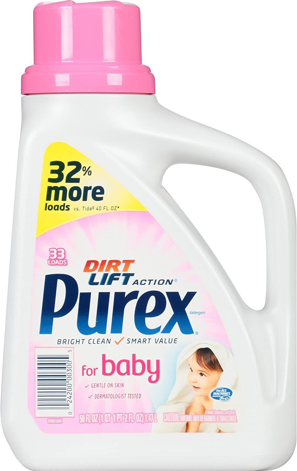 Top 5 Best Baby Laundry Detergent (2020 Reviews & Buying Guide) 4