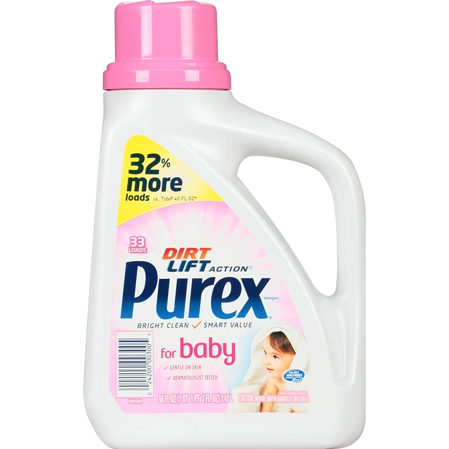 How to Pick the Best Baby Detergent (Buyer's Guide ...