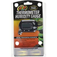 Zoo Med Labs TH-31 Digital Thermometer Humidity Gauge
