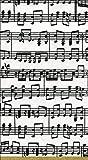 Caspari Inc. Musica - Servilletas decorativas (papel, 15 unidades), diseño de notas musicales