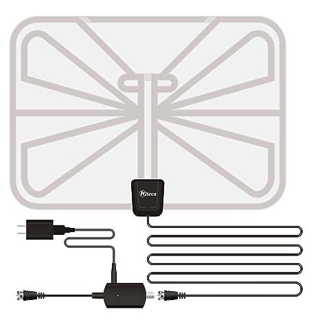 Review TV Antenna,Kiteca Ultra Thin