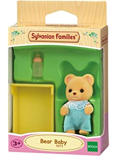 Amazon.es: SYLVANIAN FAMILIES- Hedgehog Twins Mini Muñecas Y ...