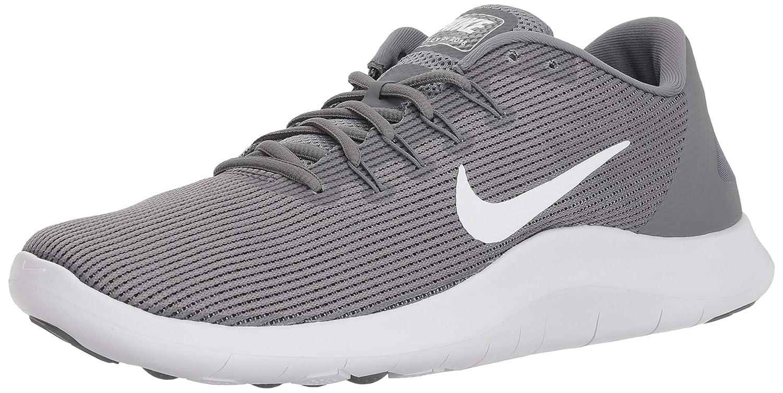 MultiCouleure (Cool gris blanc Cool gris 016) 47 EU Nike Flex 2018 RN, Chaussures de Cross Homme