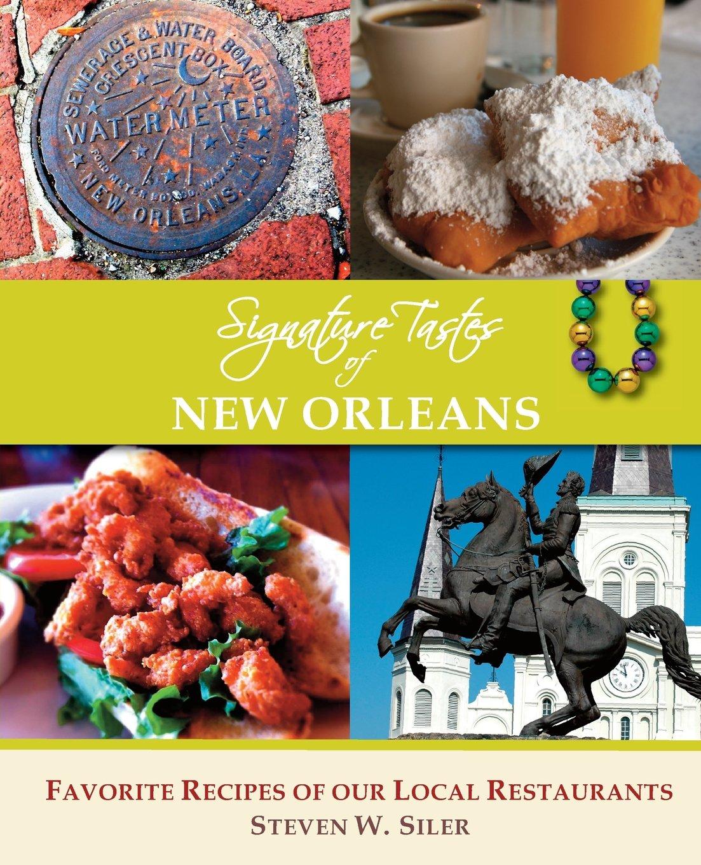 Signature Tastes of New Orleans