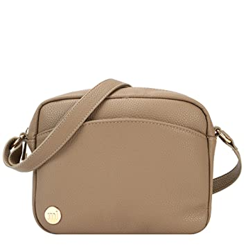 Amazon.com: Mi-Pac Gold Cross Body Beauty Case, 8.3 in ...