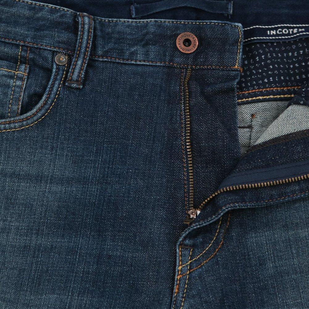 Extra Slim Incotex New Denim Blue Jeans