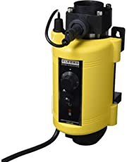Productos QP Calentador Nano, Negro/Blanco, 25.6x47.2x20 cm, 831012NN