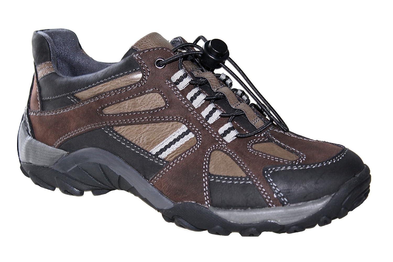 Reflexan - Zapato con cordones Mujer 37 Charcoal-20