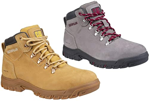 8a764e10d5c Caterpillar Mae Womens Steel Toe/Midsole S3 Safety Ankle Boots ...