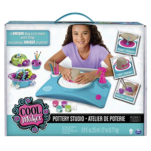 Pottery Cool Pottery Cool Studio (Styles Vary)