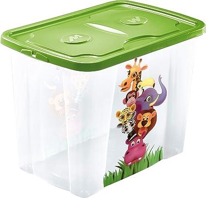 Aufbewahrungsbox Organizer Getreide-Aufbewahrungsdosen f/ür die K/üche Reisbeh/älter woyada Automatischer M/üsli-Spender aus Kunststoff