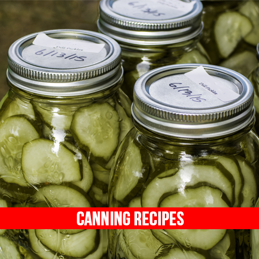 Canning Recipes For preserving -