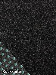 mit Drainage-Noppen 400x550 cm Rasenteppich Kunstrasen Premium blau Velours Weich Meterware verschiedene Gr/ö/ßen wasserdurchl/ässig